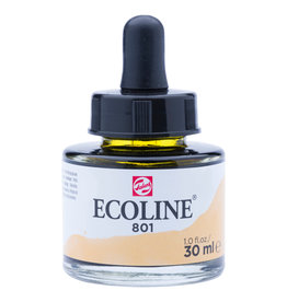 Royal Talens Ecoline Liq Wc 30Ml Pipette Jar Gold