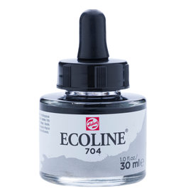 Royal Talens Ecoline Liq Wc 30Ml Pipette Jar Grey