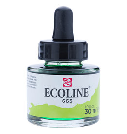 Royal Talens Ecoline Liq Wc 30Ml Pipette Jar Spring Green