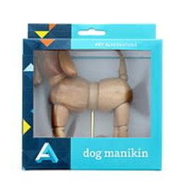Art Alternatives Art Alternatives Artist Manikin,Brown 6.5 Inch Dog
