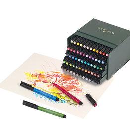 FABER-CASTELL Faber-Castell 60 PITT Artist Pens Brush