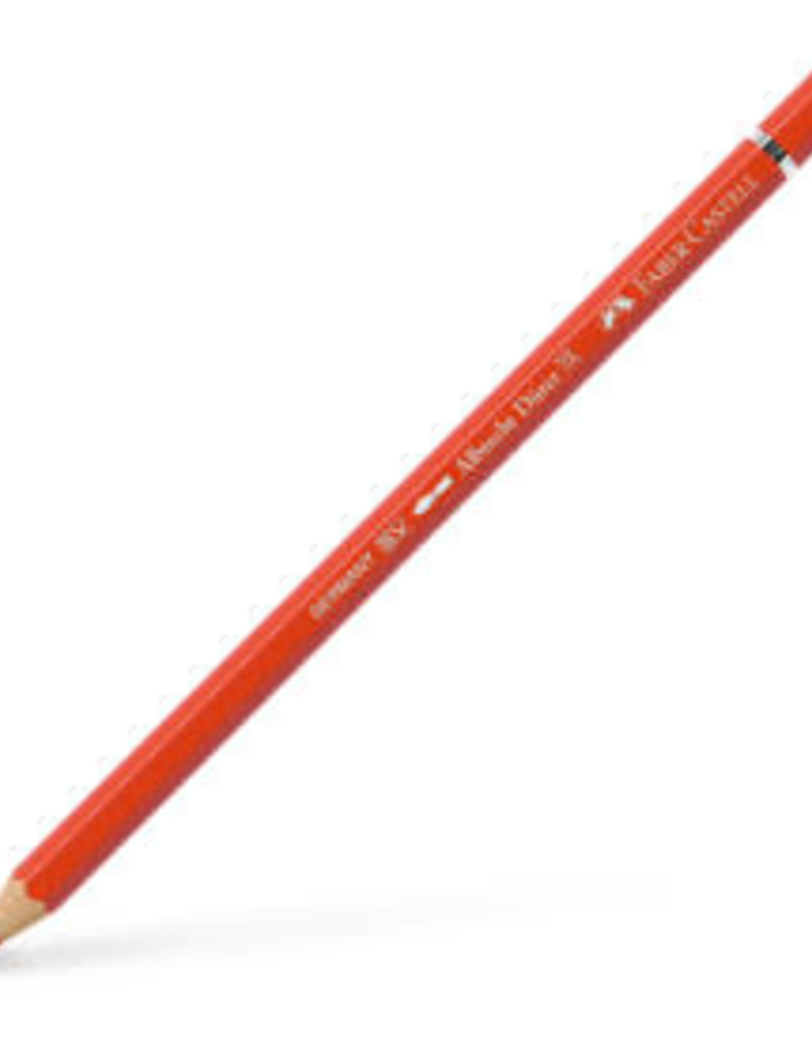 FABER-CASTELL Albrecht Durer Watercolor Pencil 117 Light Cadmium Red