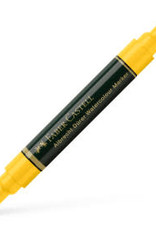 FABER-CASTELL Albrecht Durer Watercolor Marker 109 Dark Chrome Yellow