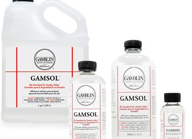 Gamblin Gamsol & Solvents