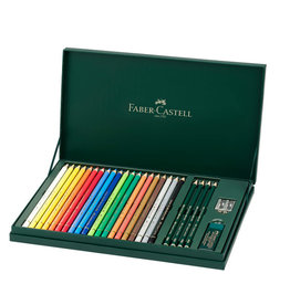 FABER-CASTELL Faber Castell Polychromos Gift Set and Accessories