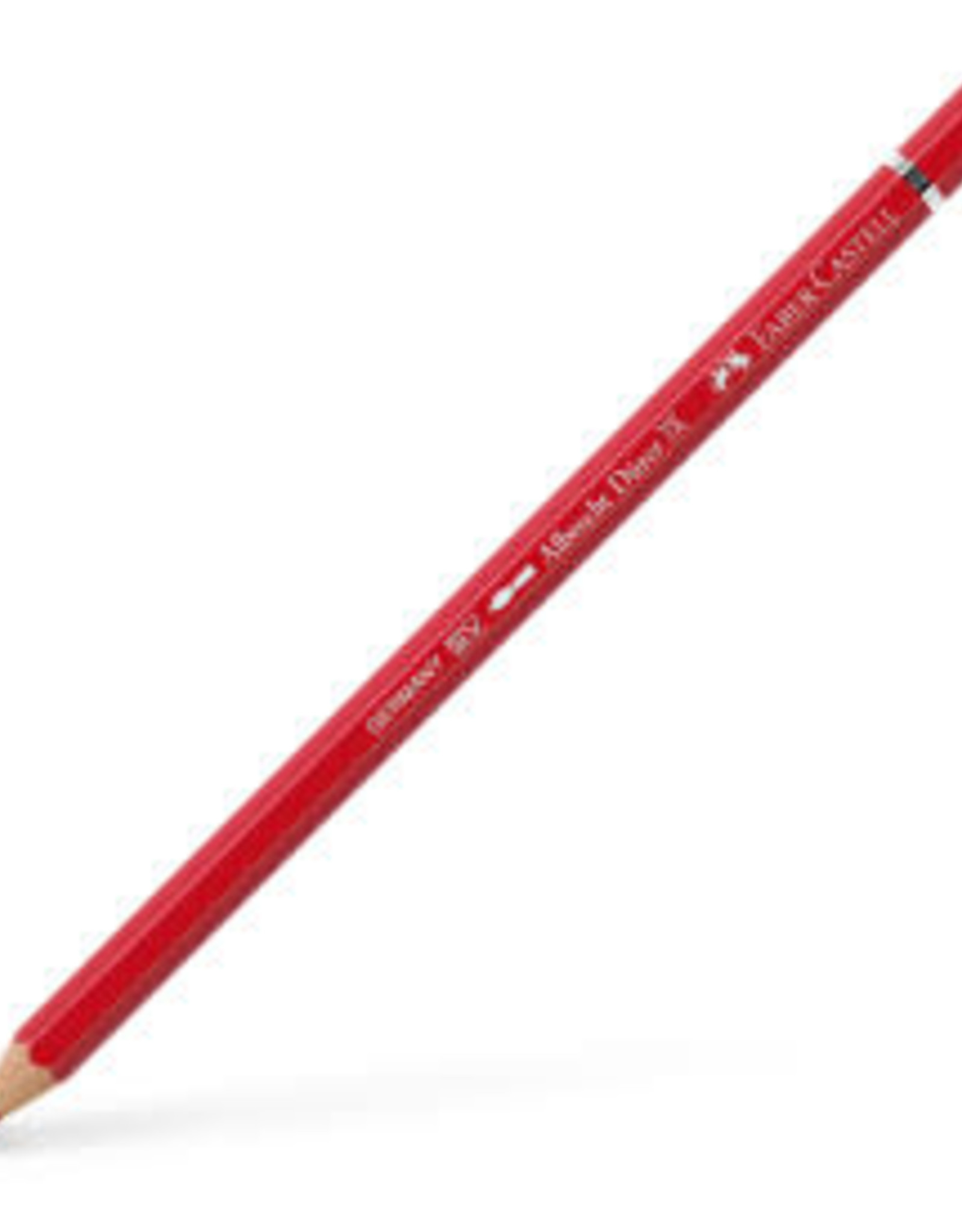 FABER-CASTELL Albrecht Durer Watercolor Pencil 219 Deep Scarlet Red