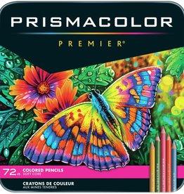PRISMACOLOR Prismacolor Premier Colored Pencils, Soft Core, 72 Pack