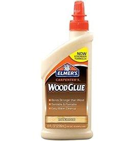 ELMERS Elmer's Carpenter Wood Glue, 8 oz.