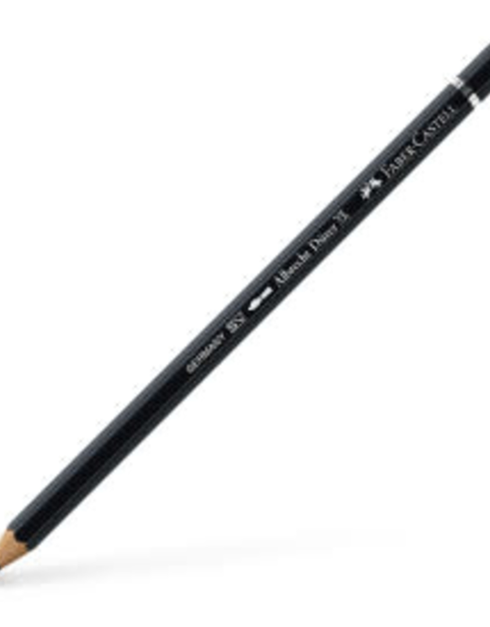 FABER-CASTELL Albrecht Durer Watercolor Pencil, 199 Black (FC117699)