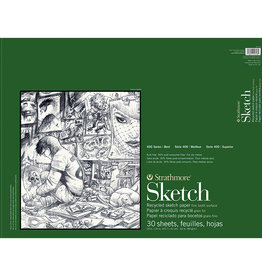 Strathmore Strathmore 400 Recycled Sketch Pad 18x24 30 Sheets
