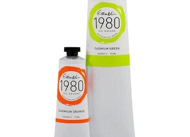 Gamblin 1980 150 ML Tubes