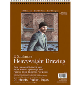 Strathmore Strathmore 400 Heavyweight Drawing Pad 9 x 12