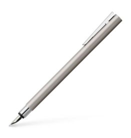 FABER-CASTELL Faber-Castell NEO Slim Stainless Fountain Pen (M)