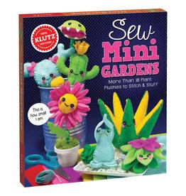 KLUTZ Sew Mini Gardens