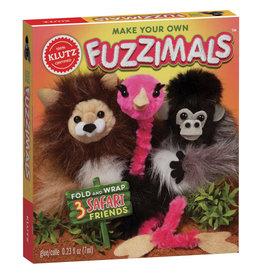 KLUTZ Make Your Own Fuzzimals™