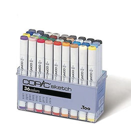 COPIC Copic Sketch Marker 36 Piece Basic Set
