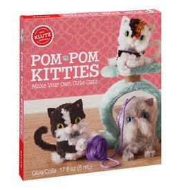 KLUTZ Pom-Pom Kitties