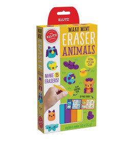 KLUTZ Mini Kit: Make Mini Eraser Animals
