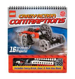 KLUTZ Lego® Crazy Action Contraptions
