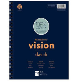 Strathmore Strathmore Vision Sketch Pads 11 x 14