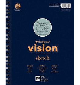 Strathmore Strahtmore Vision Sketch Pads 9 x 12