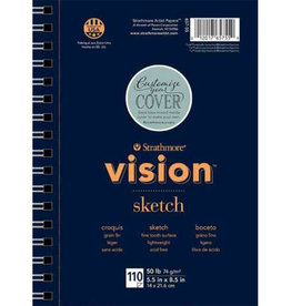 Strathmore Strathmore Vision Sketch Pads 5.5 x 8.5