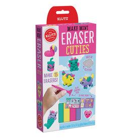 KLUTZ Mini Kit: Make Mini Eraser Cuties