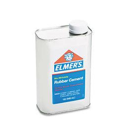 ELMERS Elmer's  Rubber Cement, 1 qt.