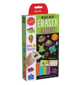 KLUTZ Mini Kit: Make Mini Eraser Aliens