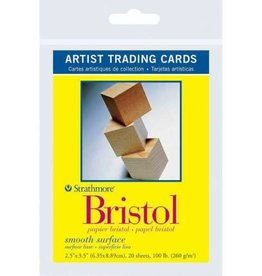 Strathmore Strathmore Artist Trading Cards - Smooth Bristol