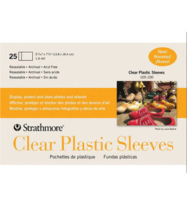 Strathmore Strathmore Creative Cards Plastic Card Sleeves