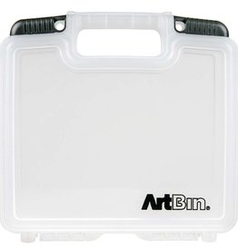 Large Quick View Carrying Case Std. Base Clear
