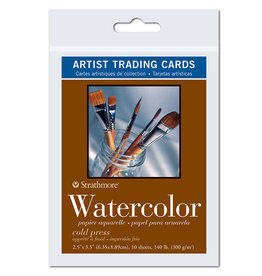 Strathmore Strathmore Artist Trading Cards - Watercolor 2.5 x 3.5