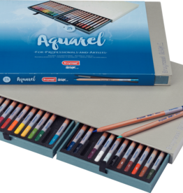 Royal Talens Bruynzeel Design Aquarelle Box Of 24