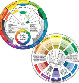 COLOR WHEEL COMPANY Pocket Color Wheel