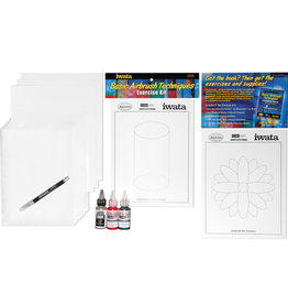 Medea Iwata-Medea Artool Basic Airbrush Exercises