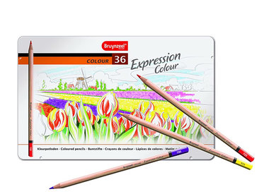 Bruynzeel Expression Colored Pencil Sets