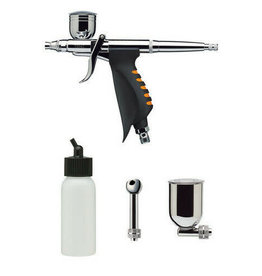 Medea Iwata-Medea Neo Trn2 Side Feed Dual Action Trigger Airbrush