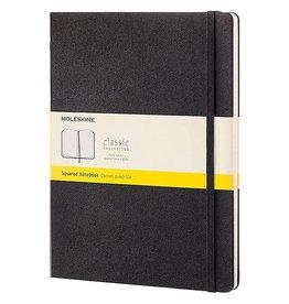 Moleskine Classic Notebook Xl Square Black Hc