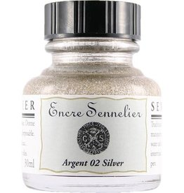 Sennelier Sennelier Drawing Ink 30ml Silver Ink