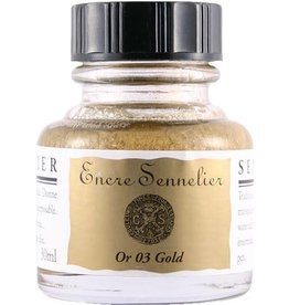Sennelier Sennelier Drawing Ink 30ml Gold Ink