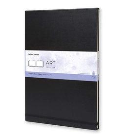 Moleskine Art Plus Wtrclr Alb A3 Plain Black Hc