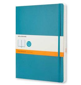 Moleskine Notebook Large Ruled Underwater Blue Sc