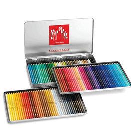 Caran d'Ache Caran D'Ache Supracolor Pencil Set of 120 withTin