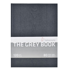 Hahnemuhle The Grey Book 11.58x8.19, 40 sheets