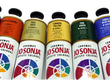 JoSonja Artist Colours