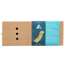 Art Alternatives Art Alternatives Artist's Easel Brush Boxes, Short