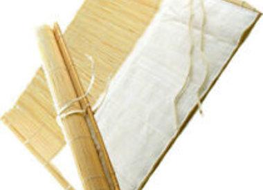 Bamboo Brush Rolls