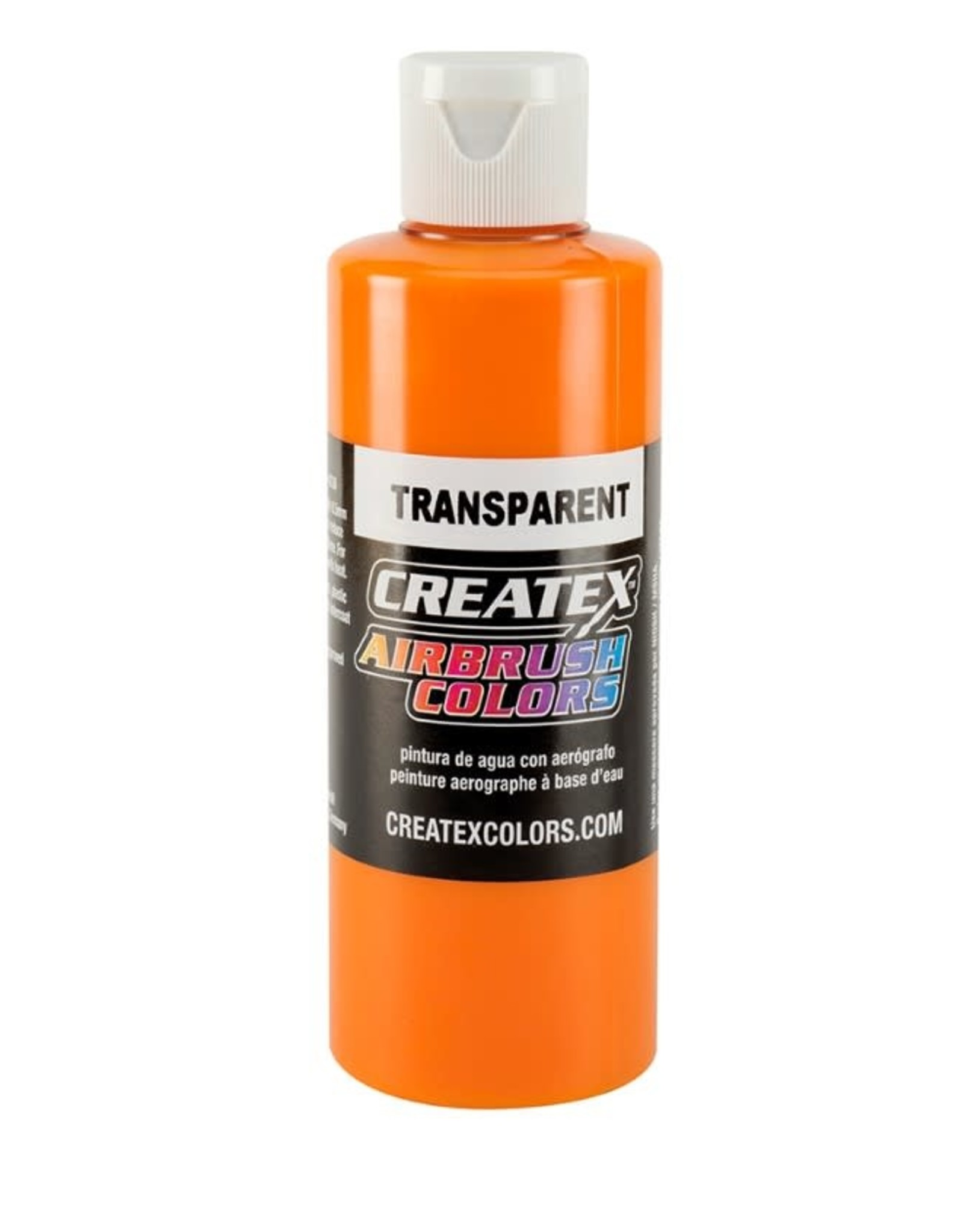 CREATEX COLORS Createx 4 oz AB Transparent Sunrise Yellow