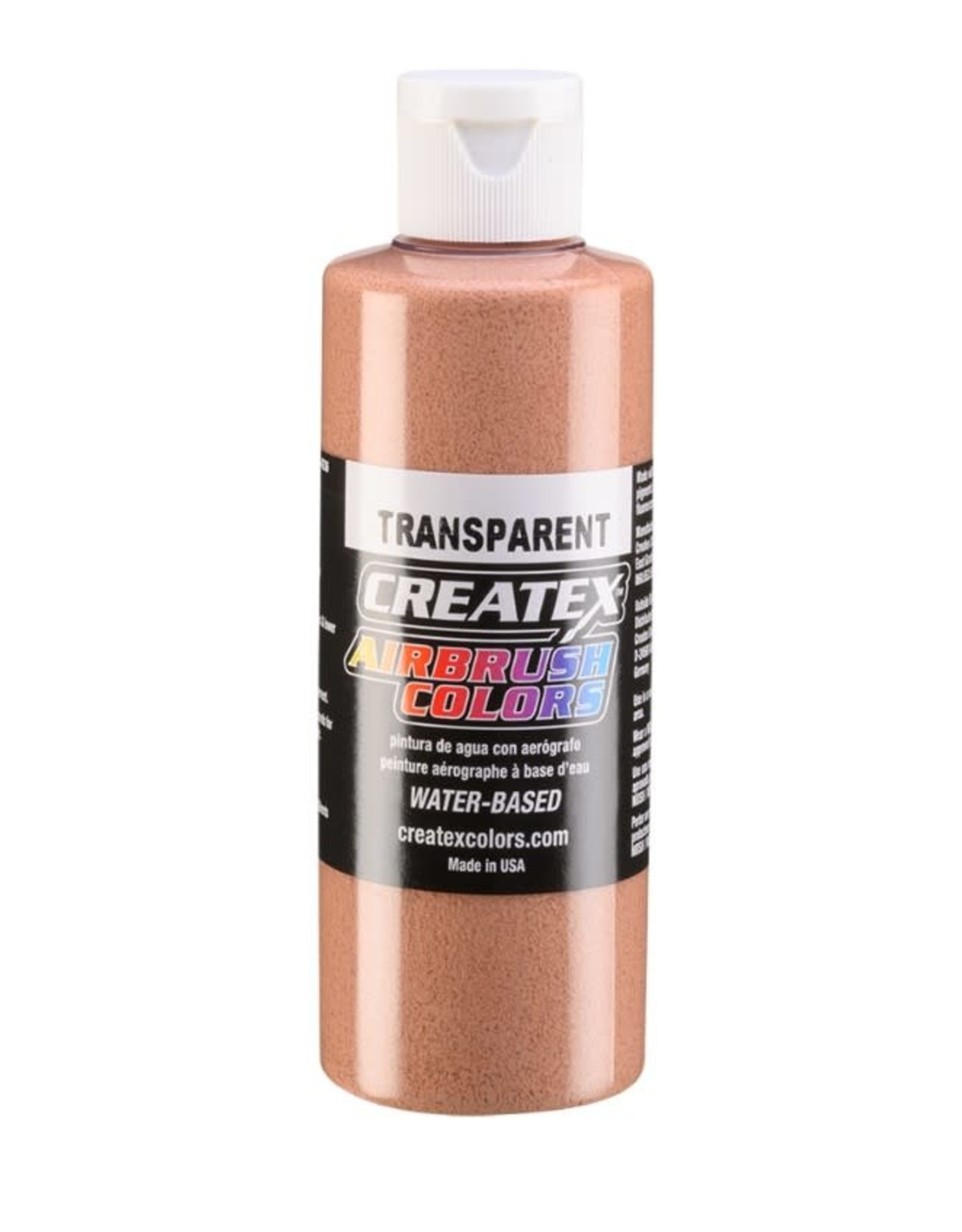 CREATEX COLORS Createx 4 oz AB Transparent Peach